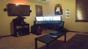 ultimate pc gaming setup triple 27