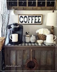 Christmas Decoration Ideas Coffee Shop by Best 25 Coffee Bar Station Ideas On Pinterest Coffee Bar Ideas