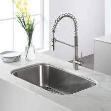 Under Mount Kitchen Sink by Kraus Stainless Steel 32 25