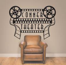 home theater wall online get cheap theater wall decals aliexpress com alibaba group