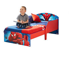 Spiderman Toddler Bed Products Hellohome