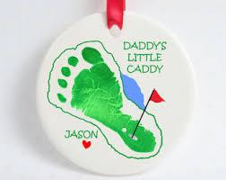 race car footprint ornament using actual prints s