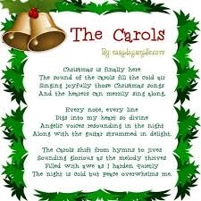 pictures easy christmas poems for children life love quotes