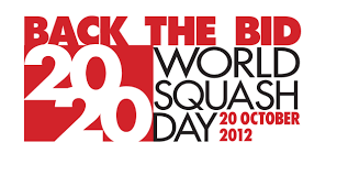 bid mad squash mad world squash day smashes records squash mad