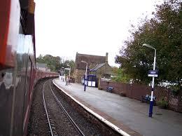 Dalton railway station