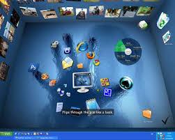 logiciel bureau virtuel bumptop le bureau virtuel au à du réel