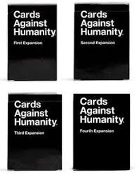 cards against humanity expansion cards against humanity ebay