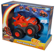 nickelodeon blaze and the monster machines super stunts blaze
