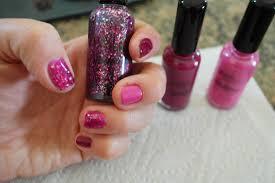 makeup university inc post acm and pre prom nailtini nail polish