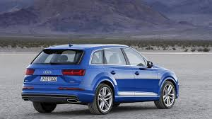 Audi Q7 2017 - 2017 audi q7 now available with 2 0 liter turbo making 252 hp