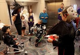 the spirit of halloween takes over shriners hospital for children