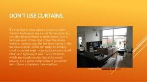 How To Make A Small Curtain 9 Simple Ways To Make A Small Room Look Bigger