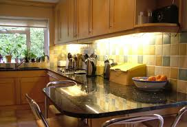 under cabinet lighting options classic kitchen with under