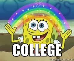 23 spongebob moments that college kids know all too well