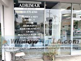 glass door for business custom window decals for business window tint los angeles