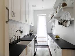 kitchen how to open up a galley kitchen cabinets miami fl wood