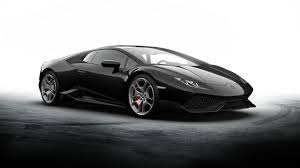 all black lamborghini lamborghini launches official huracan configurator