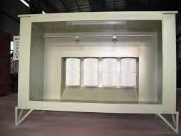 photo booth equipment filter powder coating booth manual hangzhou color powder