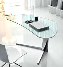 Small Glass Desks Desk Glass For Sale Cape Town Small L Regarding Brilliant
