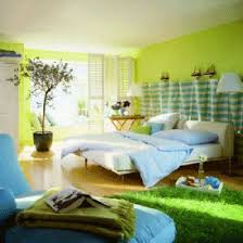 11 ways to add green color to bedroom decor
