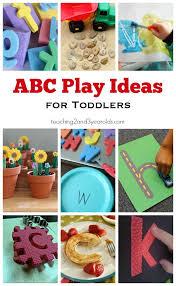 playful toddler alphabet activities activities play ideas and
