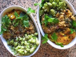 cuisiner un chou romanesco risotto de sarrasin au romarin butternut et chou romanesco green