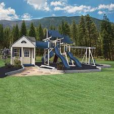 Swing Sets For Small Backyard by Best 10 Outdoor Swing Sets Ideas On Pinterest Garden Swing Sets