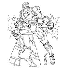 coloring pages of the avengers top 20 free printable iron man coloring pages online