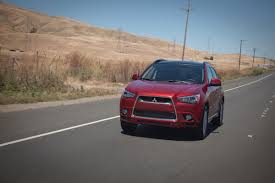 mitsubishi outlander sport 2014 red mitsubishi bringing facelifted 2013 outlander sport asx to the