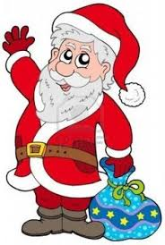 animated santa animated santa claus images merry christmas