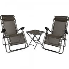 Zero Gravity Chair Table Bistro Table And Reclining Zero Gravity Chairs Set Jtf Com Jtf