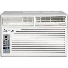 8000 Btu Window Air Conditioner Reviews Chigo Energy Star 8 500 Btu Window Air Conditioner With Remote Wc1