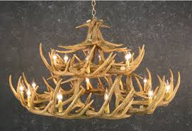 Antler Chandeliers For Sale Whitetail 30 Antler Chandelier Sale