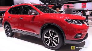 nissan x trail brochure australia 2016 nissan x trail diesel exterior and interior walkaround