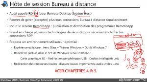 service bureau distance alphorm com formation rds windows server 2008 r2 services bureau à