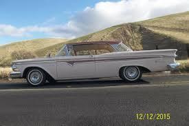 1959 vauxhall victor daily turismo 1959 edsel ranger hardtop
