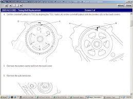 timing belt diagram honda accord v6 3 5 2008 09