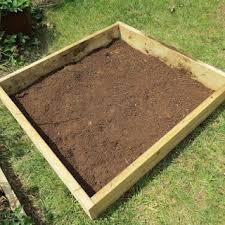 Wood For Raised Vegetable Garden by 25 Best Raised Vegetable Gardens Ideas On Pinterest Garden Beds