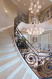 Wrought Iron Stair by
