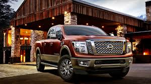 new nissan truck detroit auto show nissan goes big with all new titan xd truck