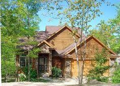 Massanutten Vacation Rental Homes - top of the mountain views 4 bedrooms vacation rental in