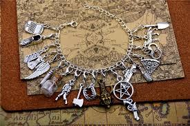 silver bracelet styles images Supernatural inspired bracelet 4 styles to choose from jpg
