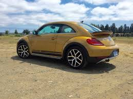 volkswagen beetle colors five first impressions 2016 volkswagen beetle dune