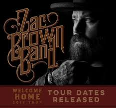 zac brown band set 2017 concert dates ticket presale code and on
