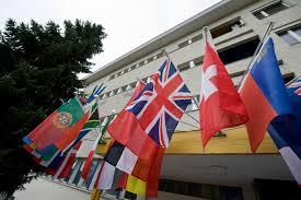 Flags Of The Wor International Rheintal Isr Alumni