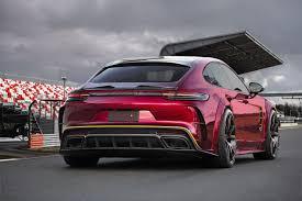 Porsche Panamera Facelift - mansory tuning program for 2017 panamera models 6speedonline