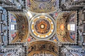 church ceilings churches of rome the beauty of the ceilings of the city on seven