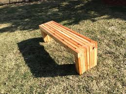 Free Wooden Bench Plans Garden Bench Plans Outdoor Furniture Plans And Projects