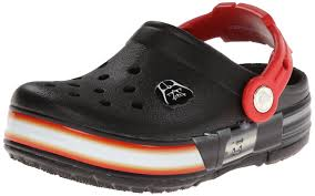 crocs light up boots crocs sandals crocs crocslights star wars yoda boys clogs black