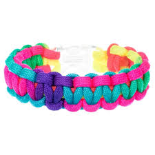 bracelet rainbow images Paracord planet neon rainbow paracord bracelet jpg